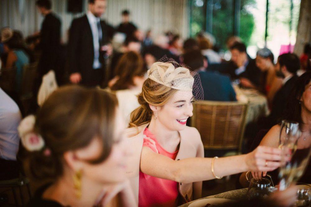 Guía de la invitada ante una maratón de bodas