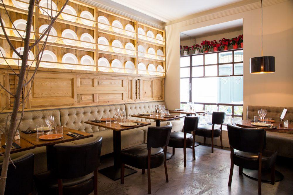 Restaurante Babel Begoña Landaluce