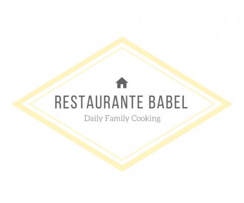 Logo y Storytelling Restaurante Babel