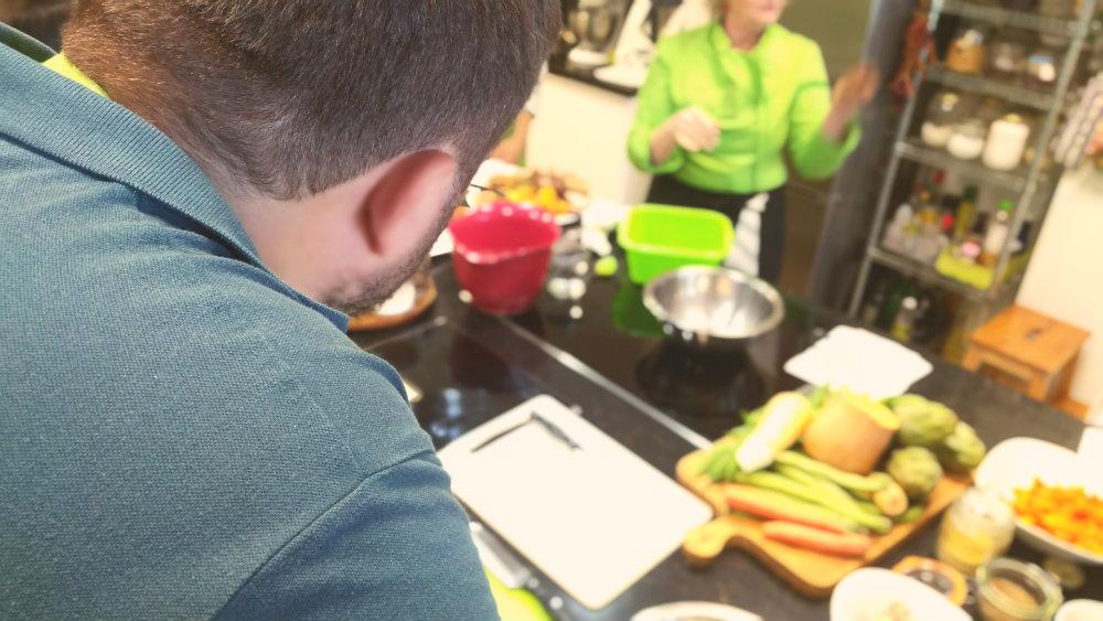 Apetith'OH Escuela de Cocina - Begoña Landaluce