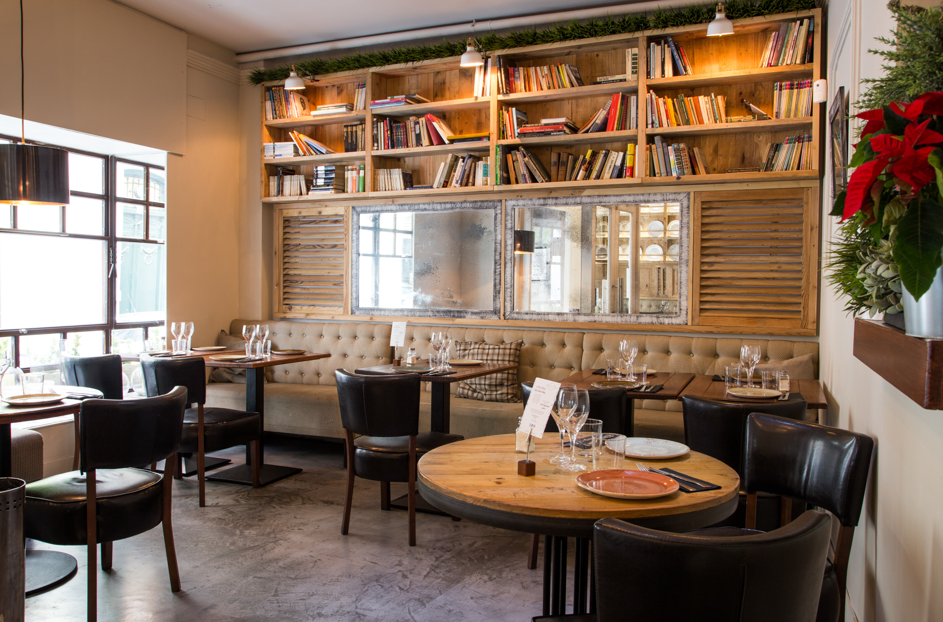 Restaurante Babel - Begoña Landaluce